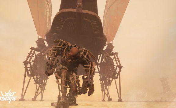 last oasis exoskeleton