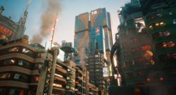 cyberpunk 2077 night city map story image