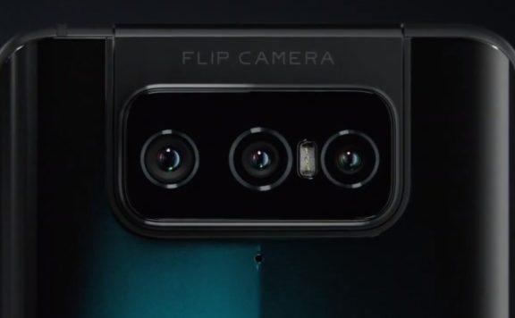 Zenfone 7 Series Triple Flip Camera Phone