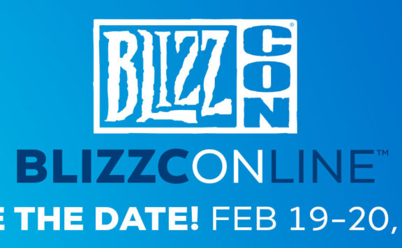 BlizzConline - Coming February 19-20, 2021