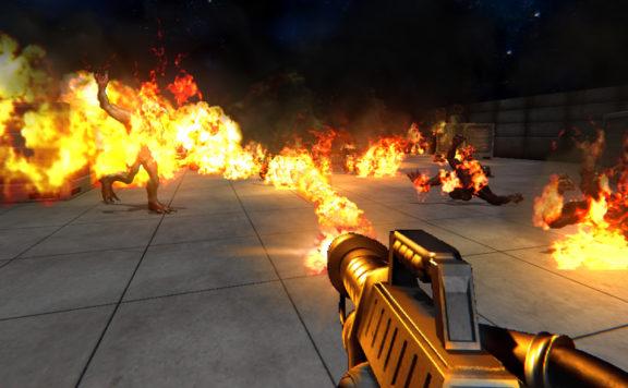 Brutal Fate - Upcoming Retro FPS Gameplay Teaser