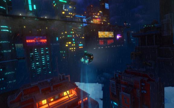 Cloudpunk - Console Release Date Announcement