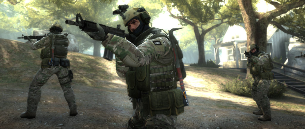 Counter Strike: Global Offensive 1