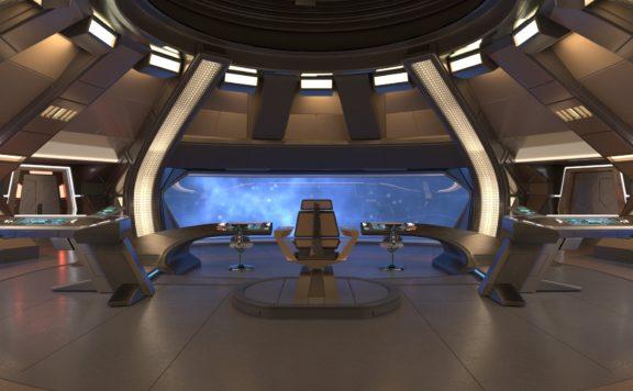 Discovery Beams Into Star Trek Fleet Command