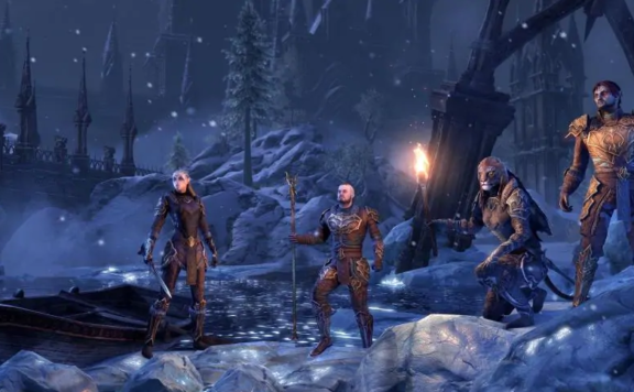 Elder Scrolls Online Markarth - Official Trailer