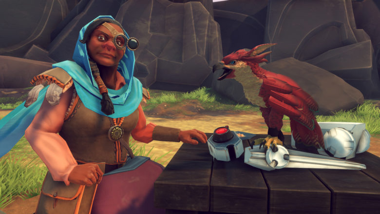 Falcon Age - Coming to Switch & Steam on October 8