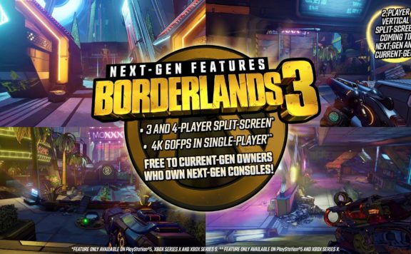 One Year of Borderlands 3 Statistics