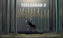 Rain Games Reveals Teslagrad 2