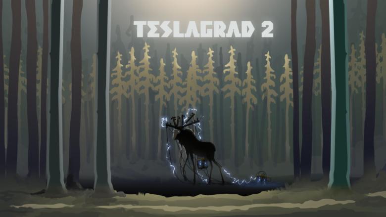 Rain Games Reveals Teslagrad 2