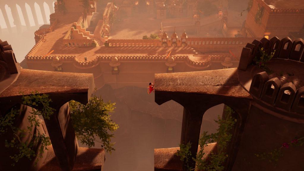 Raji - An Ancient Epic 3D Rendering