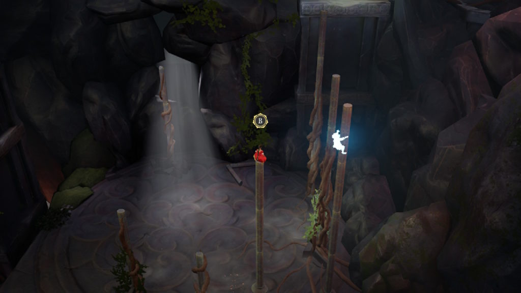 Raji - An Ancient Epic Pole Vaulting