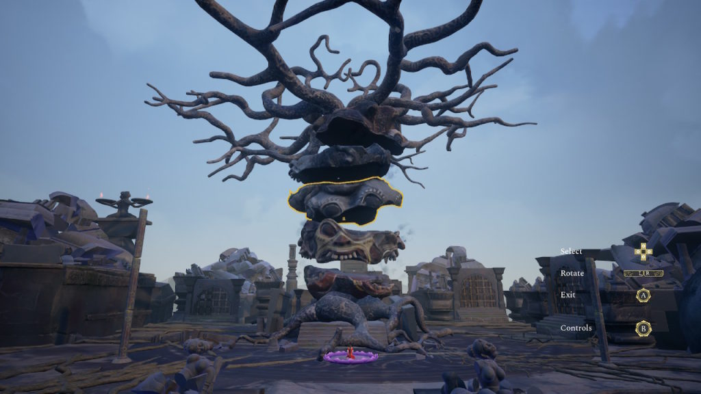 Raji - An Ancient Epic Rotating Puzzle
