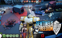 Sentinels Of Freedom Banner Wide