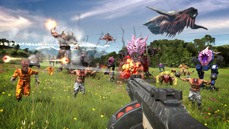 Serious Sam 4 - System Requirements Revealed