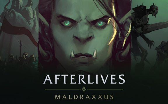 Shadowlands Afterlives Maldraxxus