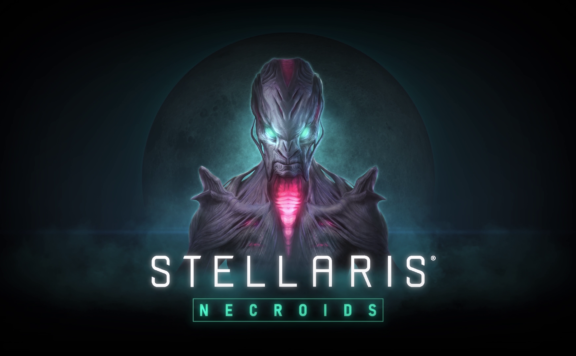 Stellaris Necroids Species Pack Announcement Trailer