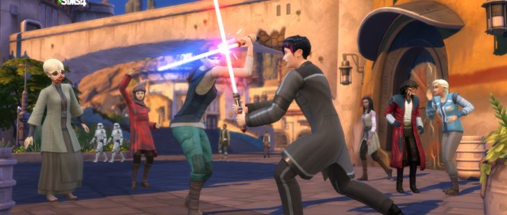 The Sims 4 Journey to Batuu PC Review