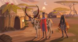 The Wagadu Chronicles - Afrofantasy MMO on Kickstarter