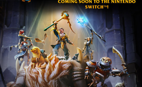 Torchlight III Will Launch October 13 For PC, Xbox One & PS4