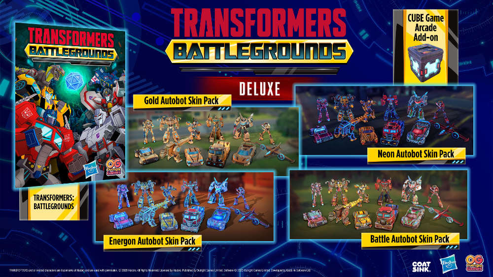 Transformers Battlegrounds 1