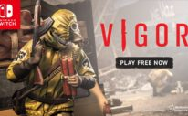 Vigor is Out on Switch For Free