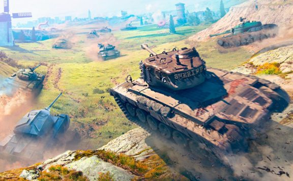 World of Tanks Blitz Code Giveaway