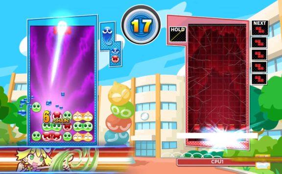 puyo puyo tetris 2 adventure mode
