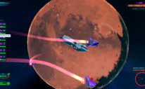 what is space crew