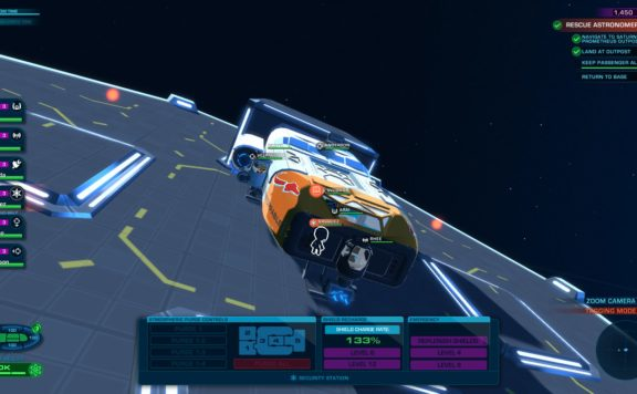 Space Crew Review screenshot