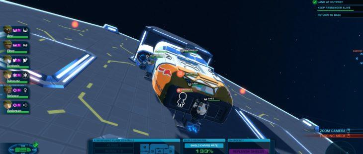 Space Crew Review screenshot