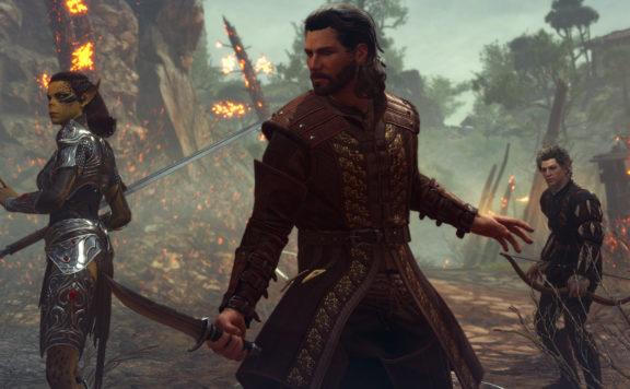Baldur's Gate 3 Community Update - Romance Numbers & Cinematic Tweaks