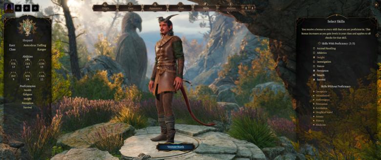 Baldur's Gate 3 Devs Talk About Character Creation
