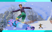 EA Announces The Sims 4 Snowy Escape