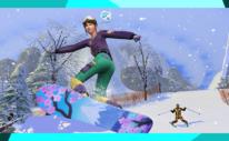 EA Announces The Sims 4 Snowy Escape