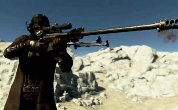 Fallout 4 New Vegas Shows Off New Gameplay Trailer