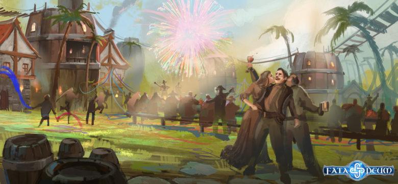 Fata Deum - God Simulator Up for Steam Wishlisting