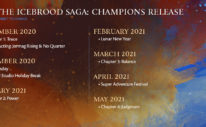 Guild Wars 2 - The Icebrood Saga Champions Shares the Roadmap