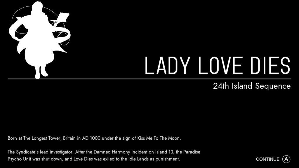Lady Love Dies Bio