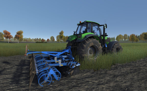 Professional Farmer: Cattle & Crops