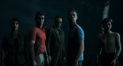 The Dark Pictures Little Hope - Secrets & Premonitions Trailer