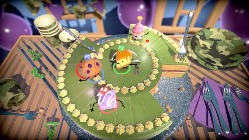 cake bash gateau royale