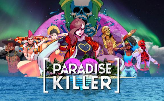 Paradise Killer Switch Banner