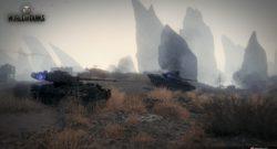 world of tanks Halloween silent hill