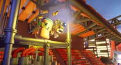 Worms Rumble Crossplay Beta