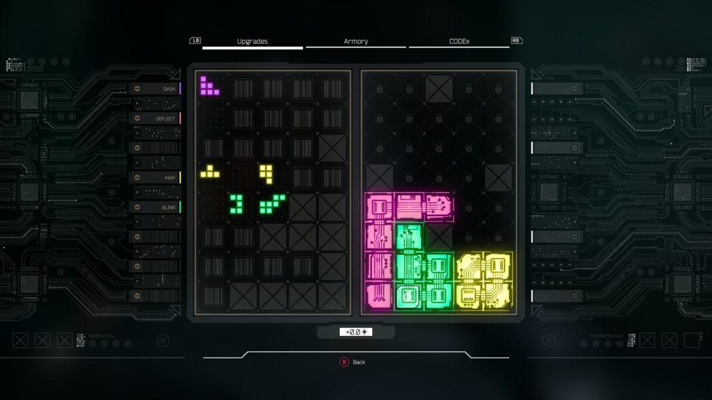 ghostrunner review progression