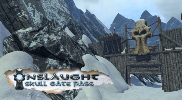 Age of Conan Received Skull Gate Pass Onslaught Update