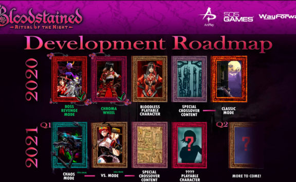 Bloodstained Ritual of the Night Comes to Mobile in December