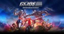 GI Joe - Operation Blackout Banner