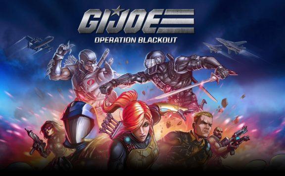 GI Joe - Operation Blackout Banner
