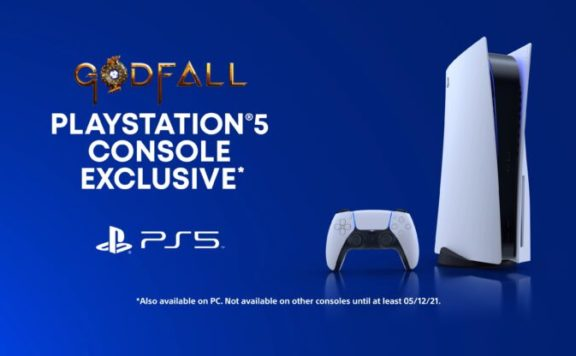 Godfall Will Be Timed PS5 Console Exclusive